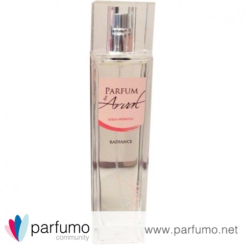 Parfum d'Arval - Acqua Aromatica - Radiance by Arval