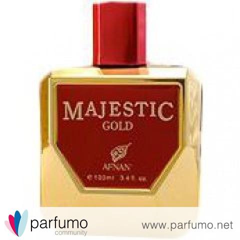 Majestic Gold by Afnan Perfumes