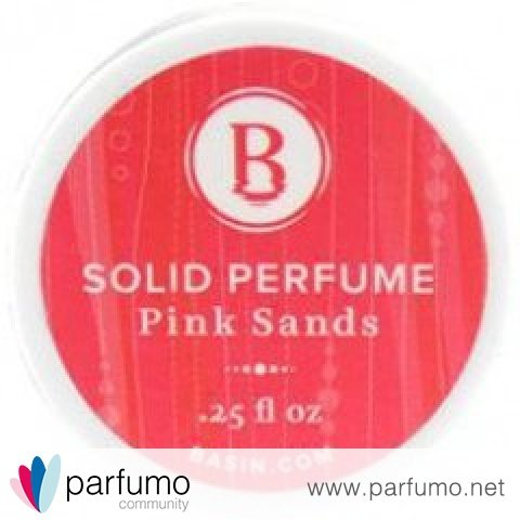 Pink Sands by Basin