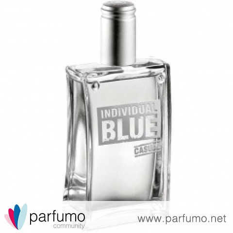 Individual Blue Casual by Avon