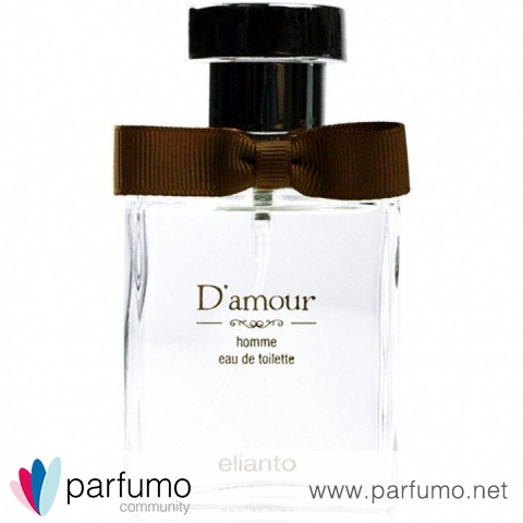 D'amour Homme by Elianto