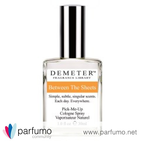 Between the Sheets von Demeter Fragrance Library / The Library Of Fragrance