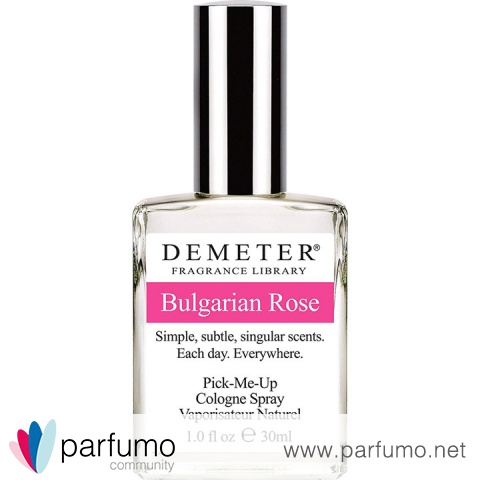 Bulgarian Rose von Demeter Fragrance Library / The Library Of Fragrance