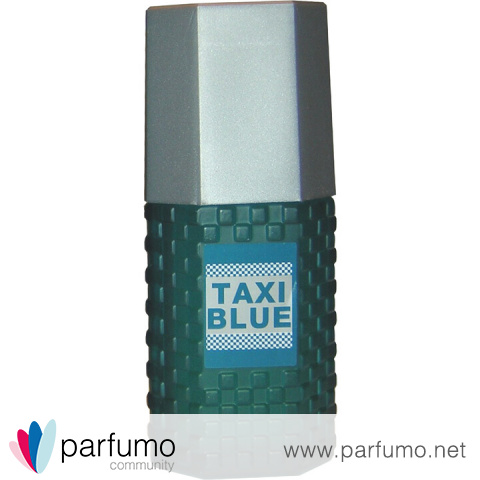 Taxi Blue by Cofinluxe / Cofci