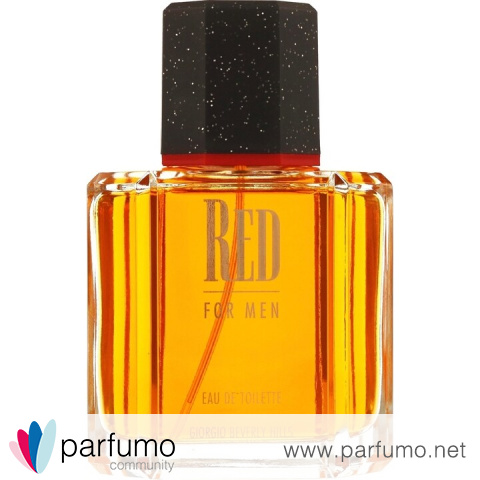 Red for Men (Eau de Toilette) by Giorgio Beverly Hills