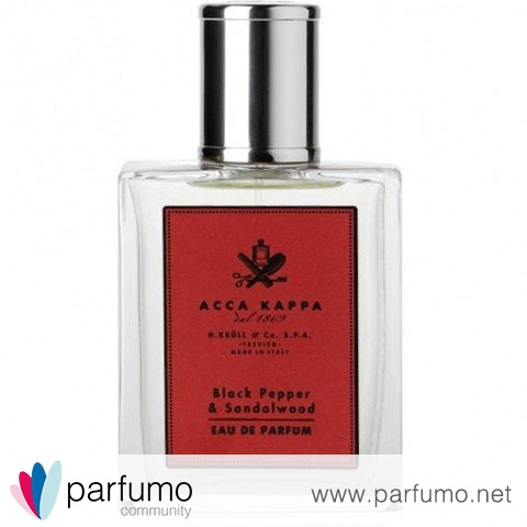 Black Pepper & Sandalwood von Acca Kappa