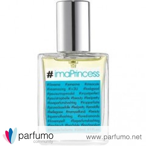 #imaPrincess von #Parfums Hashtag