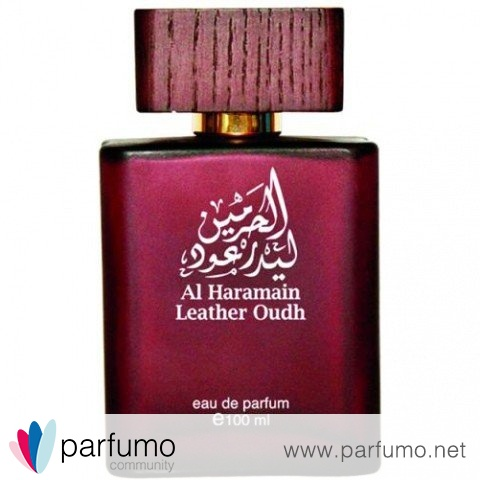 Leather Oudh von Al Haramain