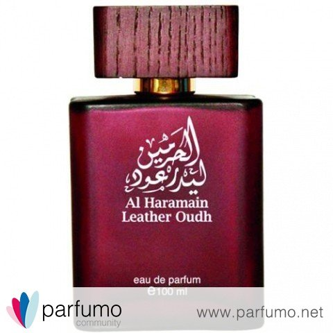 Leather Oudh by Al Haramain