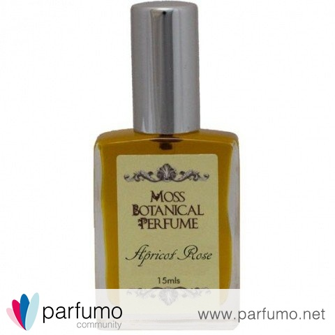 Apricot Rose by Moss Botanical Perfumes