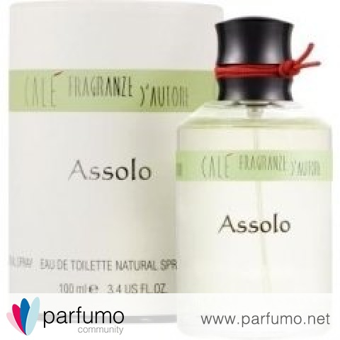 Assolo (Eau de Toilette) by Calé Fragranze d'Autore