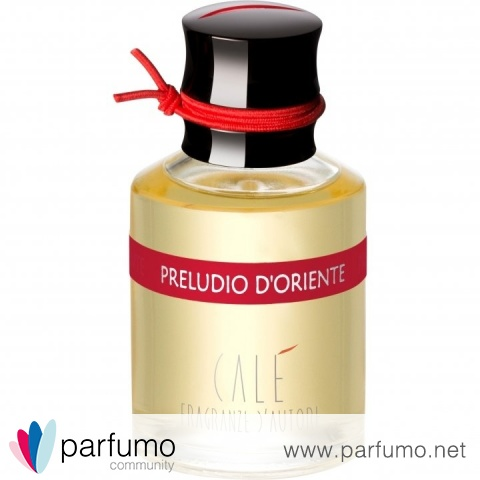 Preludio d'Oriente by Calé Fragranze d'Autore