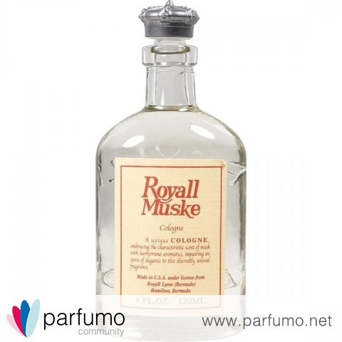 Royall Muske by Royall Lyme of Bermuda