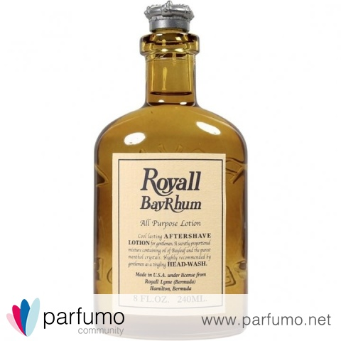 Royall BayRhum by Royall Lyme of Bermuda