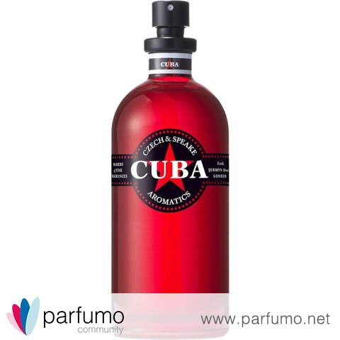 Cuba (Cologne) by Czech & Speake