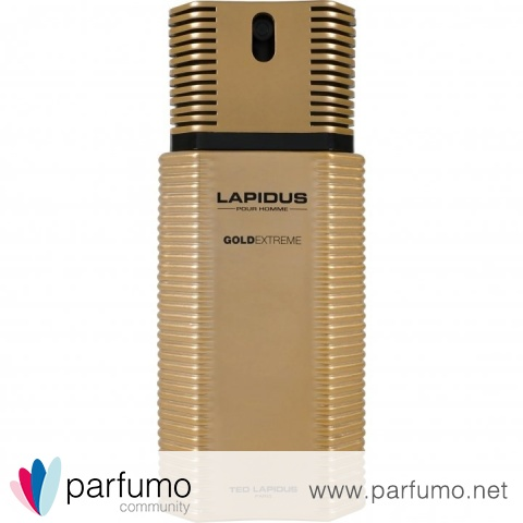 Lapidus pour Homme Gold Extreme by Ted Lapidus