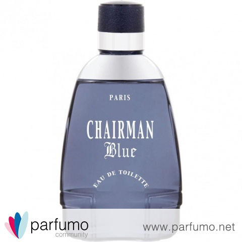 Chairman Blue by Yves de Sistelle