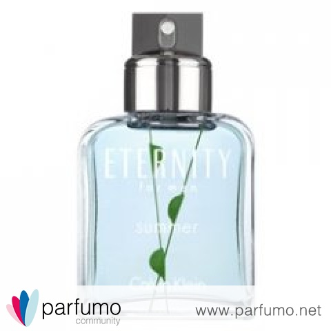 Eternity Summer for Men 2008 von Calvin Klein