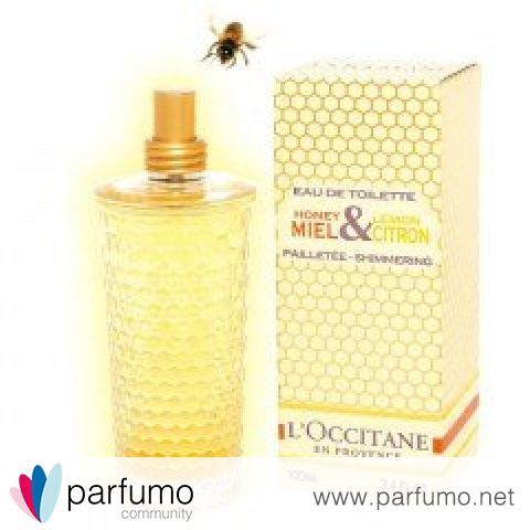 Miel & Citron / Honey & Lemon by L'Occitane en Provence