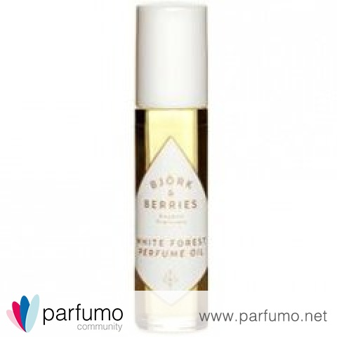 White Forest (Perfume Oil) von Björk & Berries