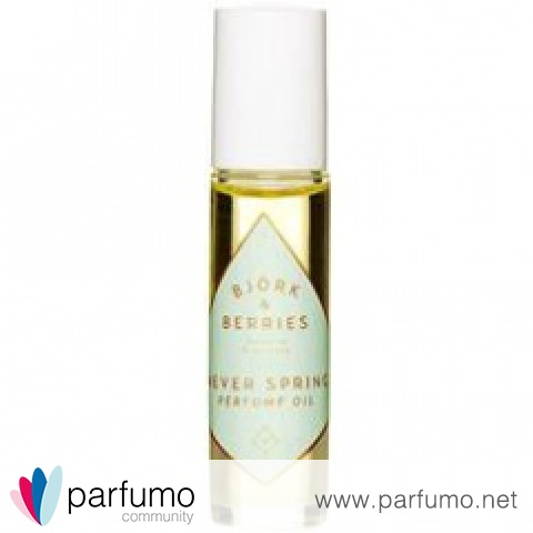Never Spring (Perfume Oil) by Björk & Berries
