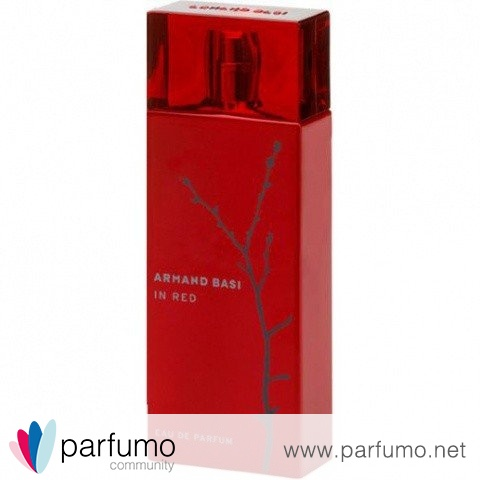 In Red (Eau de Parfum) by Armand Basi