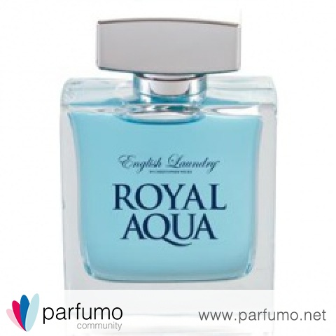 Royal Aqua von English Laundry