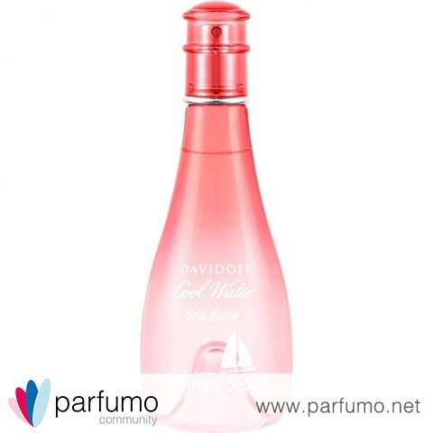 Cool Water Sea Rose Summer Seas by Davidoff