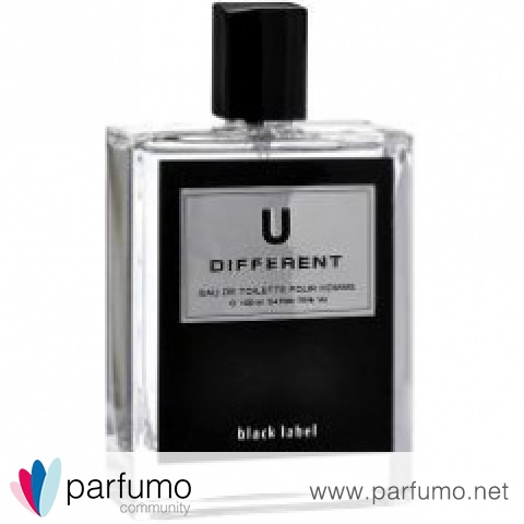 U Different - Black Label von Alan Bray