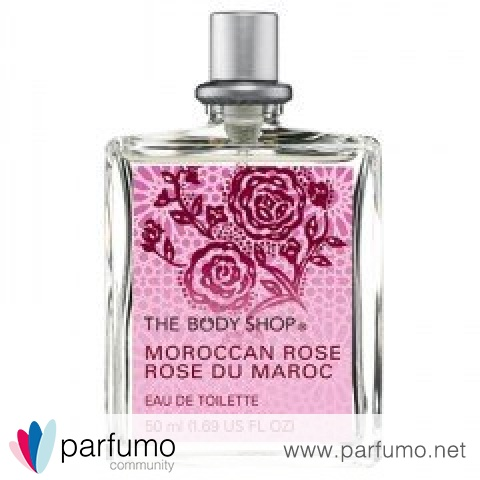 Moroccan Rose / Rose du Maroc by The Body Shop