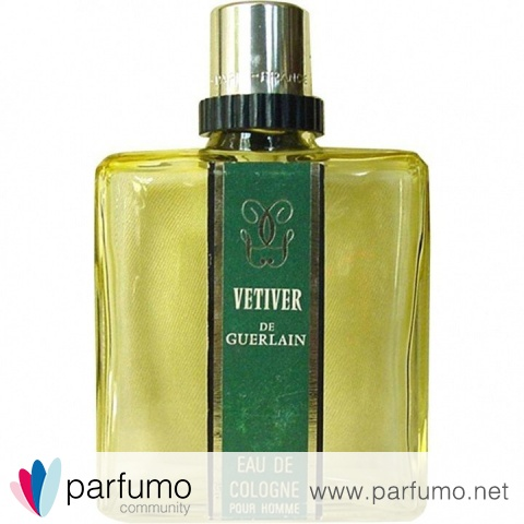 Vétiver (Eau de Cologne) by Guerlain