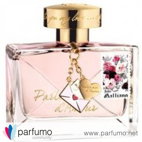 Parlez-Moi d'Amour Charming Edition by John Galliano