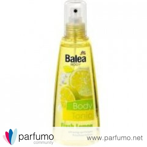 Fresh Lemon by Balea