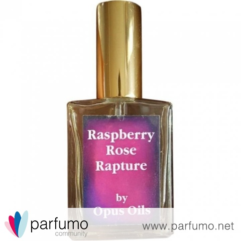Chocolate Love - Raspberry Rose Rapture von Opus Oils