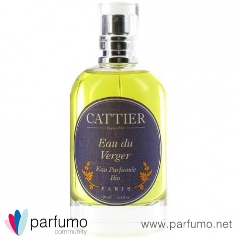 Eau du Verger von Cattier