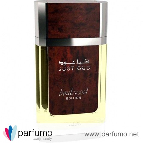 Just Oud Boulevard Edition by Lattafa