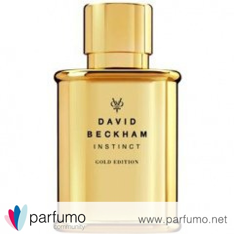 Instinct Gold Edition by David Beckham