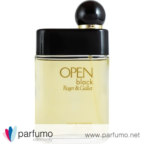 Open Black by Roger & Gallet