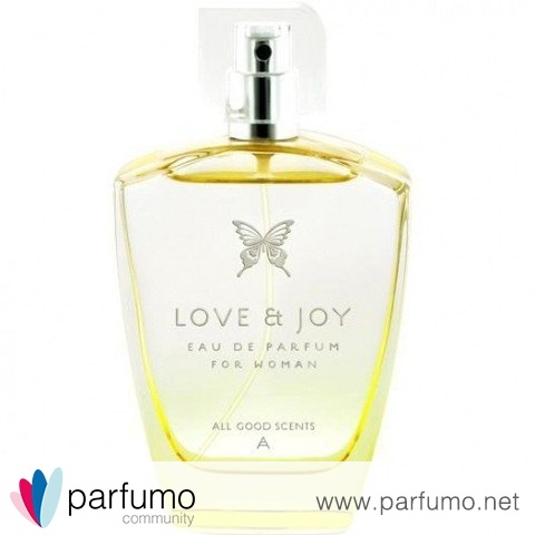 Love & Joy by All Good Scents