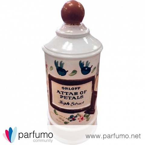 Attar of Petals von Orloff