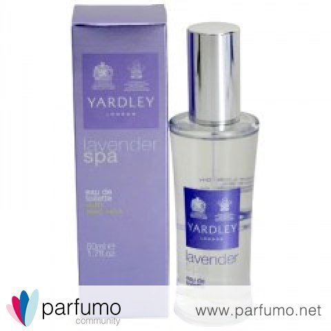 Lavender Spa by Yardley
