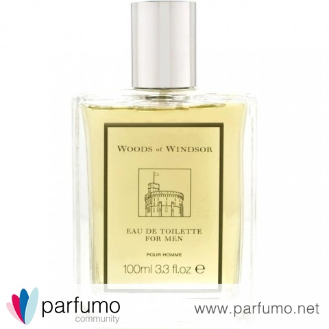 For Men / For Gentlemen by Woods of Windsor