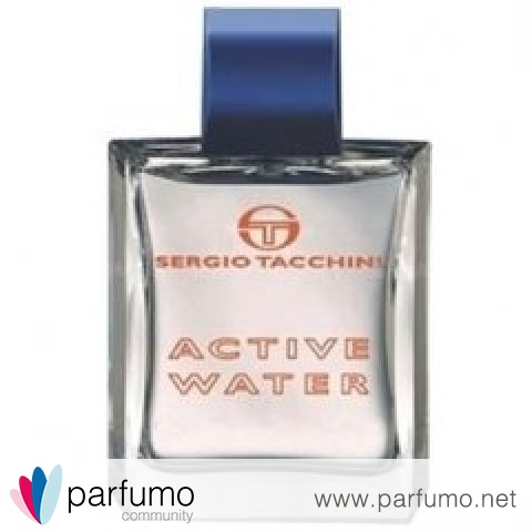 Active Water (Eau de Toilette) by Sergio Tacchini