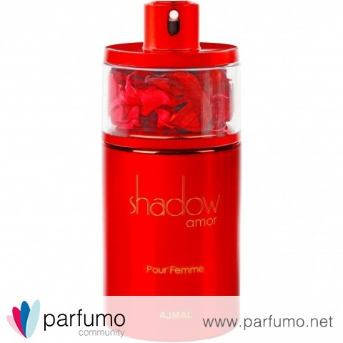 Shadow Amor pour Femme by Ajmal