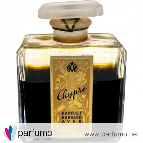 Chypre by Ayer / Harriet Hubbard Ayer