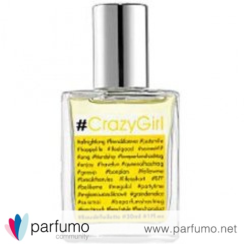 #CrazyGirl by #Parfums Hashtag