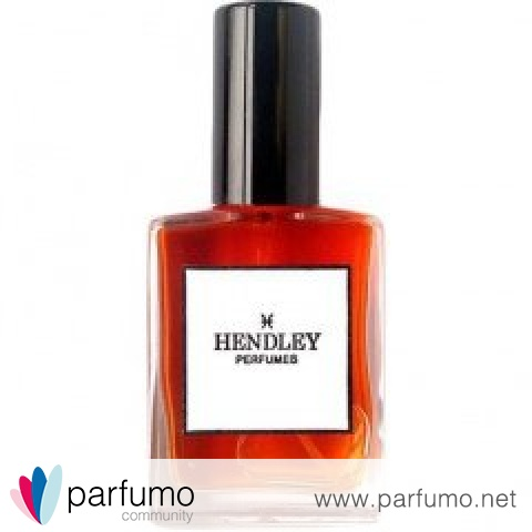 Rosenthal by Hendley Perfumes