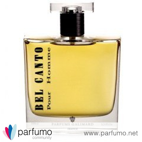 Bel Canto pour Homme by Galimard