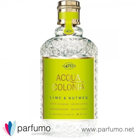 Acqua Colonia Lime & Nutmeg (Eau de Cologne) by 4711