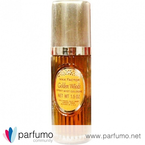 Golden Woods by Max Factor